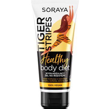 Soraya Healthy Body Diet Wygładzający – żel na rozstępy Tiger Stripes (150 ml)