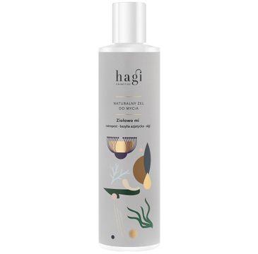 Hagi Cosmetics Naturalny żel do mycia ciała Ziołowo mi (300 ml)