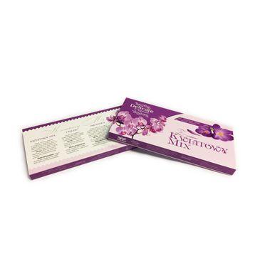 Delicate Organic Kwiatowy Mix zestaw 3 mydełek 150g