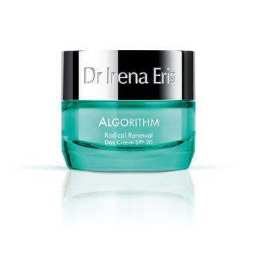 Dr Irena Eris Algorithm Radical Renewal D-Cream (krem przeciwzmarszczkowy na dzień SPF 20 50 ml)