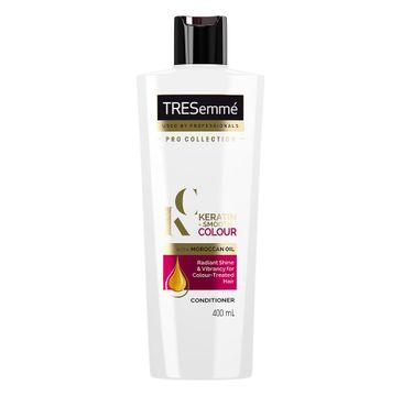 TRESemmé – Keratin Smooth Colour Conditioner odżywka do włosów farbowanych (400 ml)