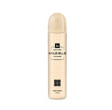Jean Marc – Gold Elle dezodorant spray (75 ml)