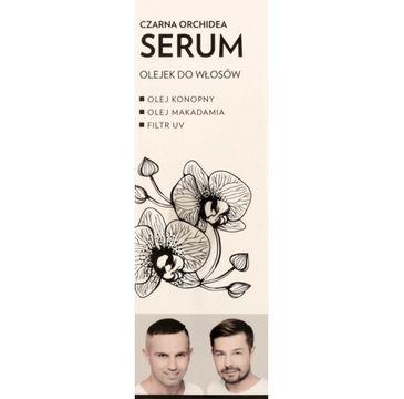 WS Academy – olejek do włosów Czarna Orchidea (50 ml)