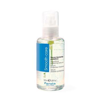 Fanola Smooth Care Protecting Serum – serum wygładzające włosy (100 ml)