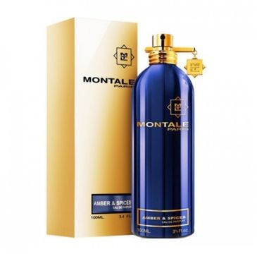 Montale –  woda perfumowana spray  Amber & Spices Unisex  (100 ml)