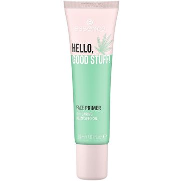 Essence – Hello Good Stuff! Face Primer baza pod makijaż (30 ml)