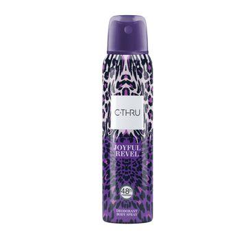 C-Thru Joyful Revel - dezodorant spray 48h (150 ml)