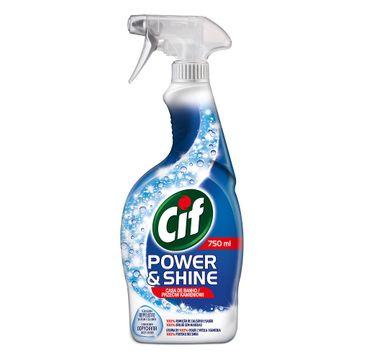 Cif Power & Shine środek przeciw kamieniowi spray 750ml
