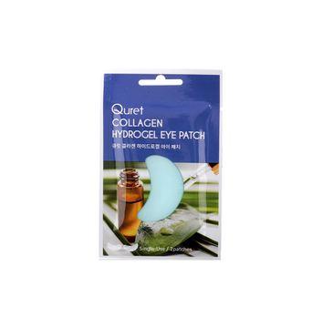 Quret – Hydrogel Eye Patch ujędrniająco-przeciwzmarszczkowe płatki pod oczy Collagen (2 szt.)