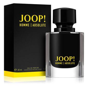 Joop! Homme Absolute woda perfumowana spray 40ml