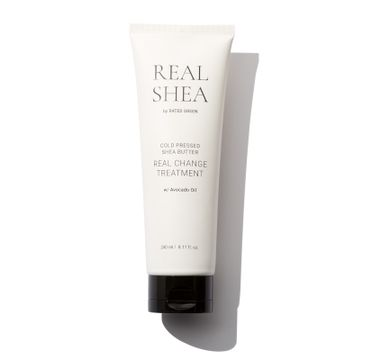 Rated Green – Kuracja do włosów zniszczonych Real Shea (240 ml)