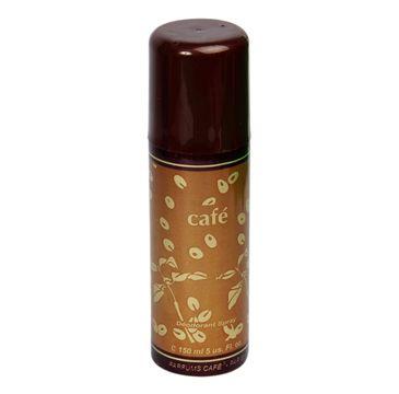 Cafe Parfums – Cafe dezodorant spray (150 ml)