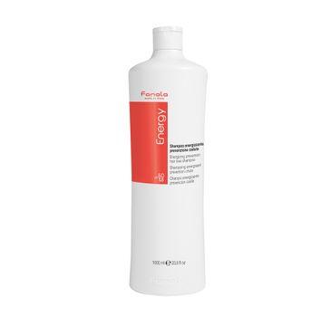 Fanola Energy Energizing Shampoo – szampon przeciw wypadaniu włosów (1000 ml)