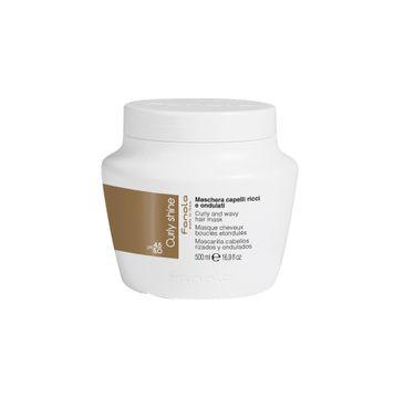 Fanola Curly Shine Hair Mask – maska do włosów kręconych (500 ml)