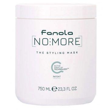 Fanola – No More The Styling Mask stylizująca maska do włosów (750 ml)