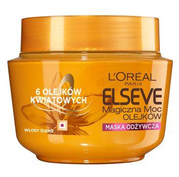 L'Oreal Paris Elseve Magiczna Moc Olejków (odżywcza maska balsam do włosów suchych 300 ml)