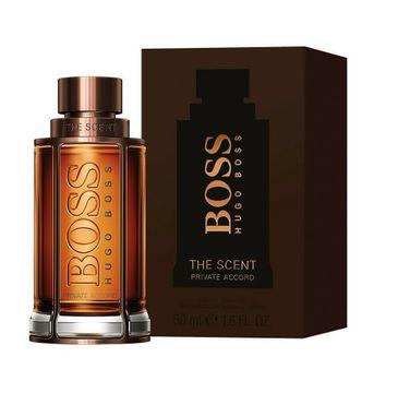 Hugo Boss The Scent Private Accord For Him – woda toaletowa spray (50 ml)