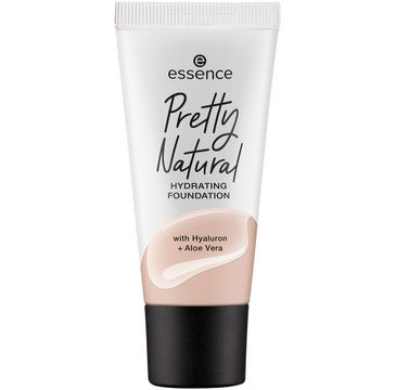 Essence – Pretty Natural Hydrating Foundation długotrwały nawilżający podkład do twarzy 040 Neutral Vanilla (30 ml)