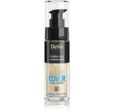 Delia – Podkład Stay Flawless Cover Skin Defined nr 501 (30 ml)