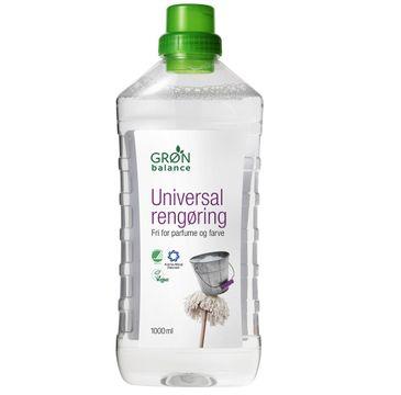 Gron Balance – Uniwersalny środek czyszczący do różnych powierzchni  Universal Rengoring  (1000 ml)