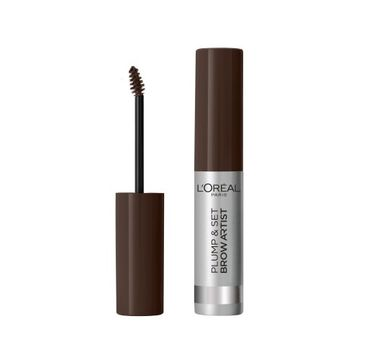 L'Oreal – Paris Brow Artist Plump & Set tusz do brwi 108 Dark Brunette (4.9 ml)