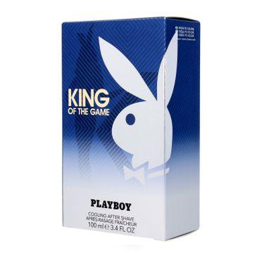 Playboy King of the Game – woda po goleniu chłodząca (100 ml)