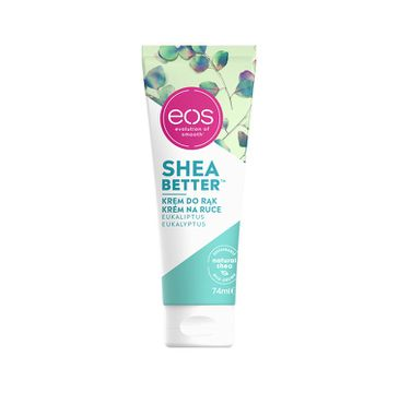 Eos – Shea Better Hand Cream krem do rąk Eukaliptus (74 ml)