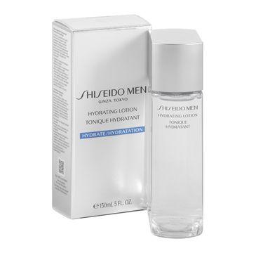 Shiseido – Men Hydrating Lotion balsam nawilżający dla mężczyzn (150 ml)