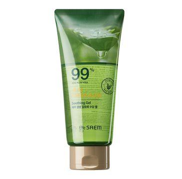 The Saem Jeju Fresh Aloe Soothing Gel - żel aloesowy 99% tuba (300 ml)