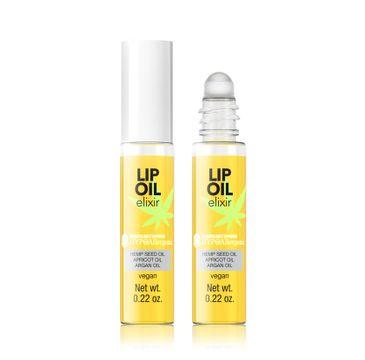 Bell Hypoallergenic Lip Oil Elixir Olejek do ust nawilżająco-regenerujący 6.5 g