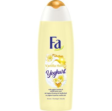 Fa – Yoghurt Vanilia Honey Shower Gel kremowy żel pod prysznic (750 ml)