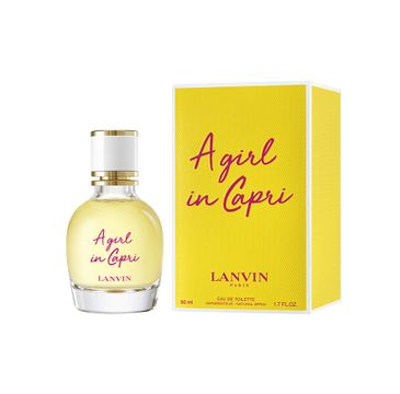 Lanvin A Girl In Capri – woda toaletowa spray (50 ml)