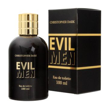 Christopher Dark – Men Evil Men Woda toaletowa (100 ml)