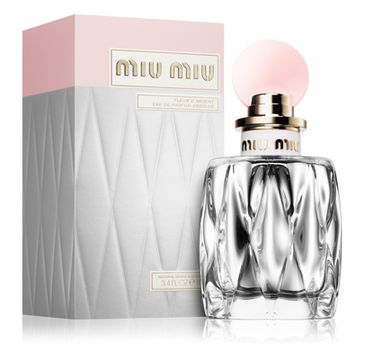 Miu Miu Fleur D'Argent woda perfumowana 100ml