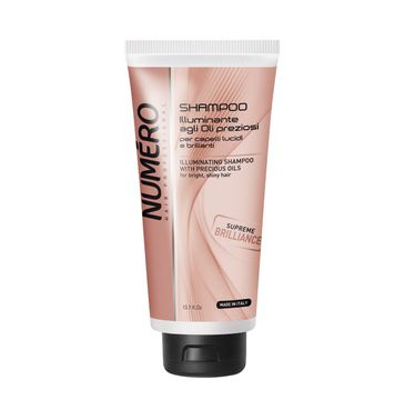 Numero – Nabłyszczający szampon z drogocennymi olejkami (300 ml)
