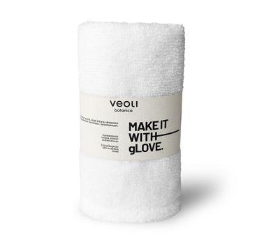 Veoli Botanica – Make It With Glove hipoalergiczny ręcznik do twarzy przeciw podrażnieniom (1 szt.)