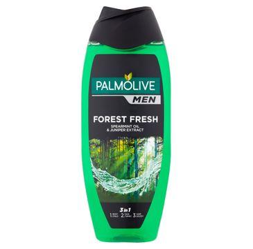 Palmolive Men – odświeżający żel pod prysznic Forest Fresh 3in1 (500 ml)