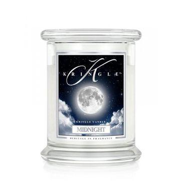 Kringle Candle – świeca zapachowa z dwoma knotami Midnight (454 g)