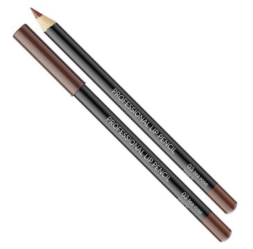 Vipera – Professional Lip Pencil konturówka do ust 03 Tea Rose (1 g)