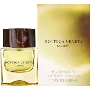 Bottega Veneta Illusione for Him woda toaletowa spray 50ml