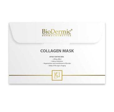 Biodermic – Collagen Maska na twarz na tkaninie z kolagenem (25 ml)