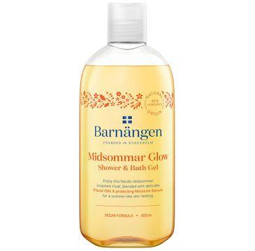 Barnängen – Midsommar Glow Shower & Bath Gel nawilżający żel do kąpieli i pod prysznic (400 ml)