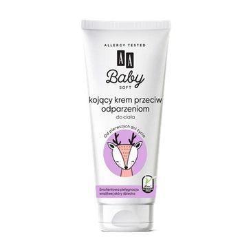 AA Baby Soft - kojący krem przeciw odparzeniom 75 ml