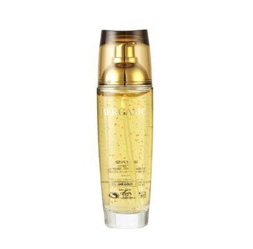 Bergamo 24K Gold Brilliant Essence – rozświetlająca esencja do twarzy (110 ml)