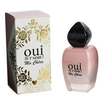 Linn Young – Oui Je T'Aime! Ma Cherie woda perfumowana spray (100 ml)