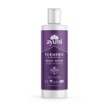 Ayumi Turmeric Argan Oil Body Wash rozjaśniająco odżywczy płyn do mycia ciała (250 ml)