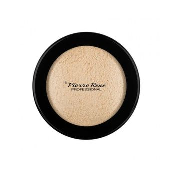 Pierre Rene Loose Powder 03 Transparent (puder sypki 15 g)