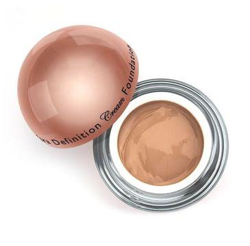 LASplash Ultra Defined Cream Foundation – ultrakryjący matowy podkład do twarzy Nutmeg Medium (30 ml)
