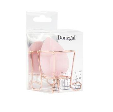Donegal – Gąbka do makijażu Blending Sponge + koszyczek 4336 (1 szt.)