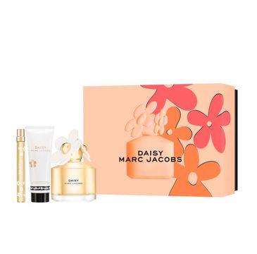 Marc Jacobs Daisy – zestaw woda toaletowa spray (100 ml) + balsam do ciała (75 ml) + miniatura wody toaletowej (10 ml)